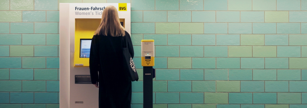BVG Frauenticket