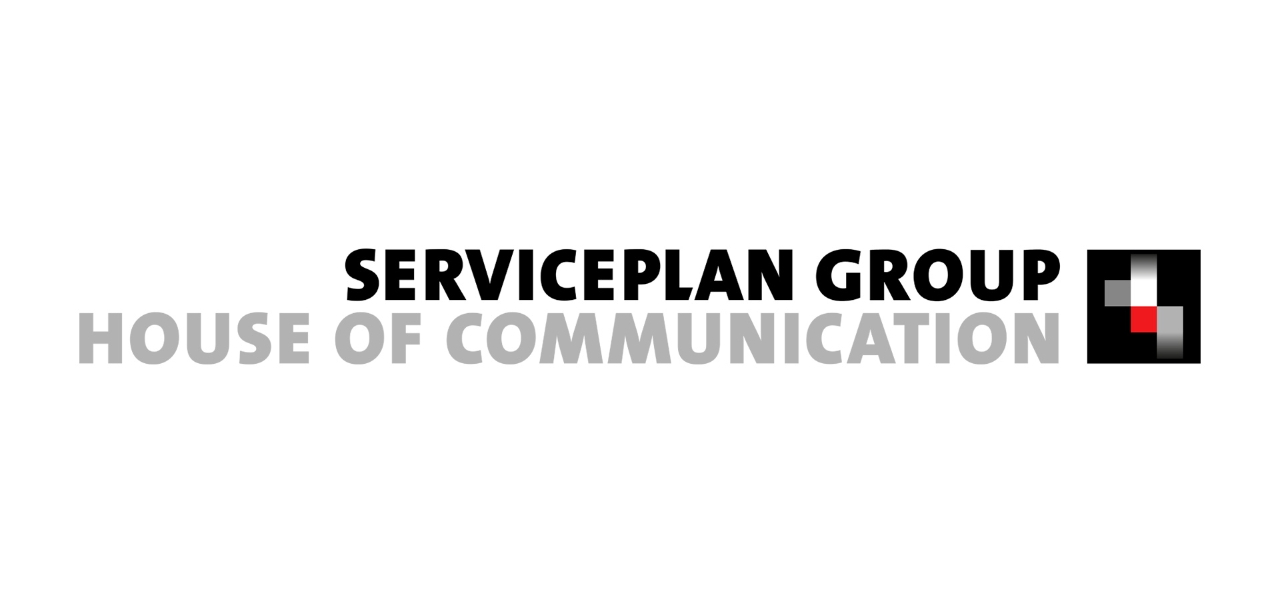 Serviceplan Group New Branding